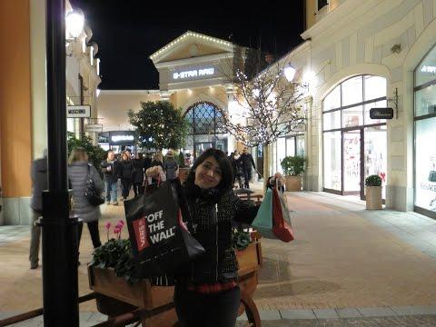 Corsa Shopping prenatalizio! Castel Romano Designer Outlet