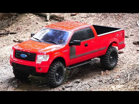 RC ADVENTURES - 2013 Ford F-150 FX4 Truck Off Roading w/ Appearance Package - Alberta Bound