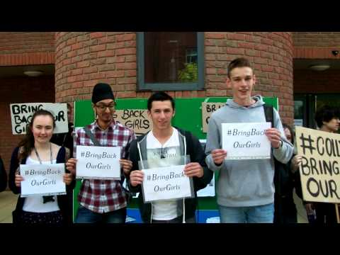 Collyer's Bring Back Our Girls Campaign Montage