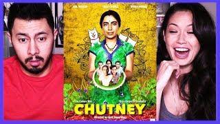CHUTNEY   Tisca Chopra   Royal Stag Barrel Select Large Short Films   Reaction!