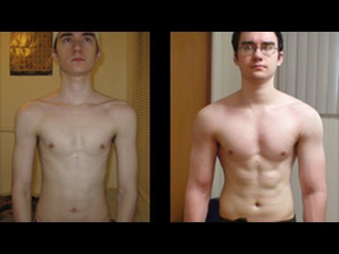 Ectomorph to HUGE Transformation and How YOU can too!