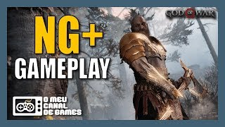 SAIU!!! NEW GAME PLUS (NG+) GAMEPLAY E COMO ACESSAR O NOVO MODO DE JOGO [God of War]