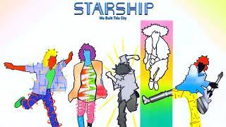 Starship - We Built This City (instrumental)