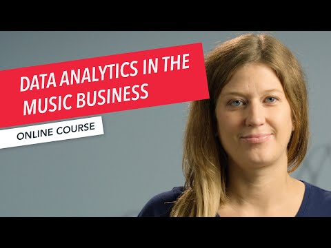 Data Analytics in the Music Business | Berklee Online | Course Overview | Liv Buli | Music Education