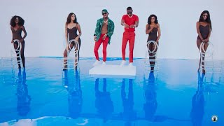 Jux  - Sugua [Feat. Diamond Platnumz] (Official Music Video)