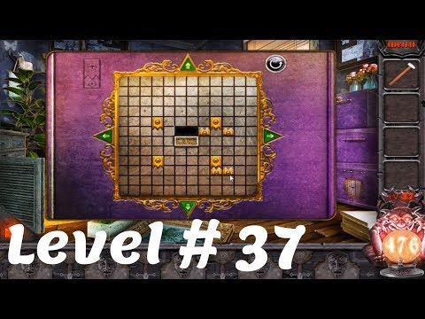Room Escape 50 Rooms 8 Level # 37 Android/iOS Gameplay/Walkthrough | Escape Games |