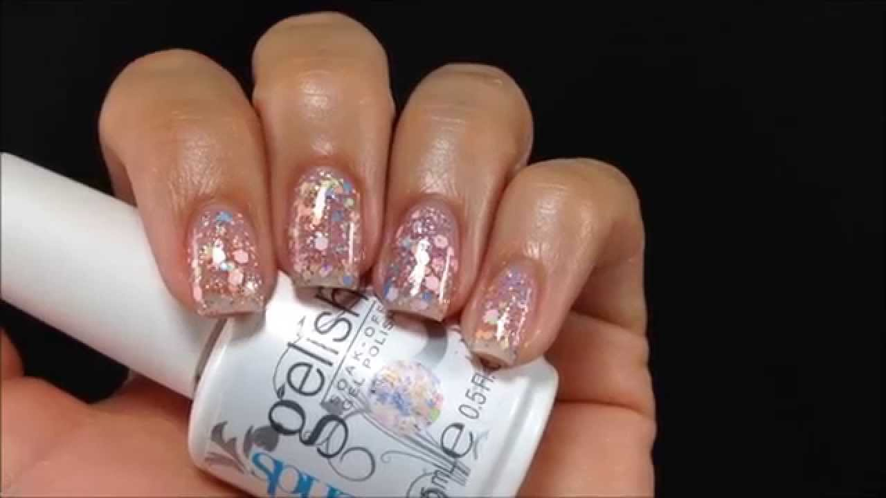 Spring 2014 Gelish Trends - YouTube