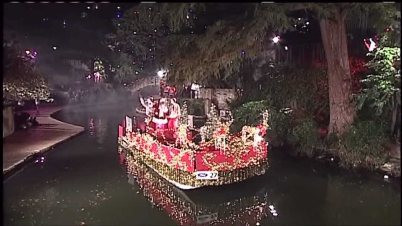 2012 Ford Holiday River Parade - YouTube