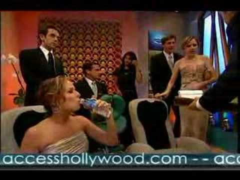 An Office party at The Emmys! | Access Hollywood