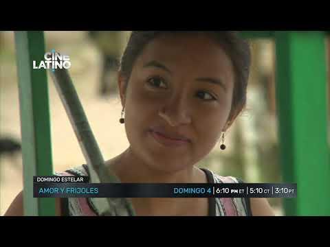 Amor y frijoles  (nueva Imagen)-Trailer Cinelatino