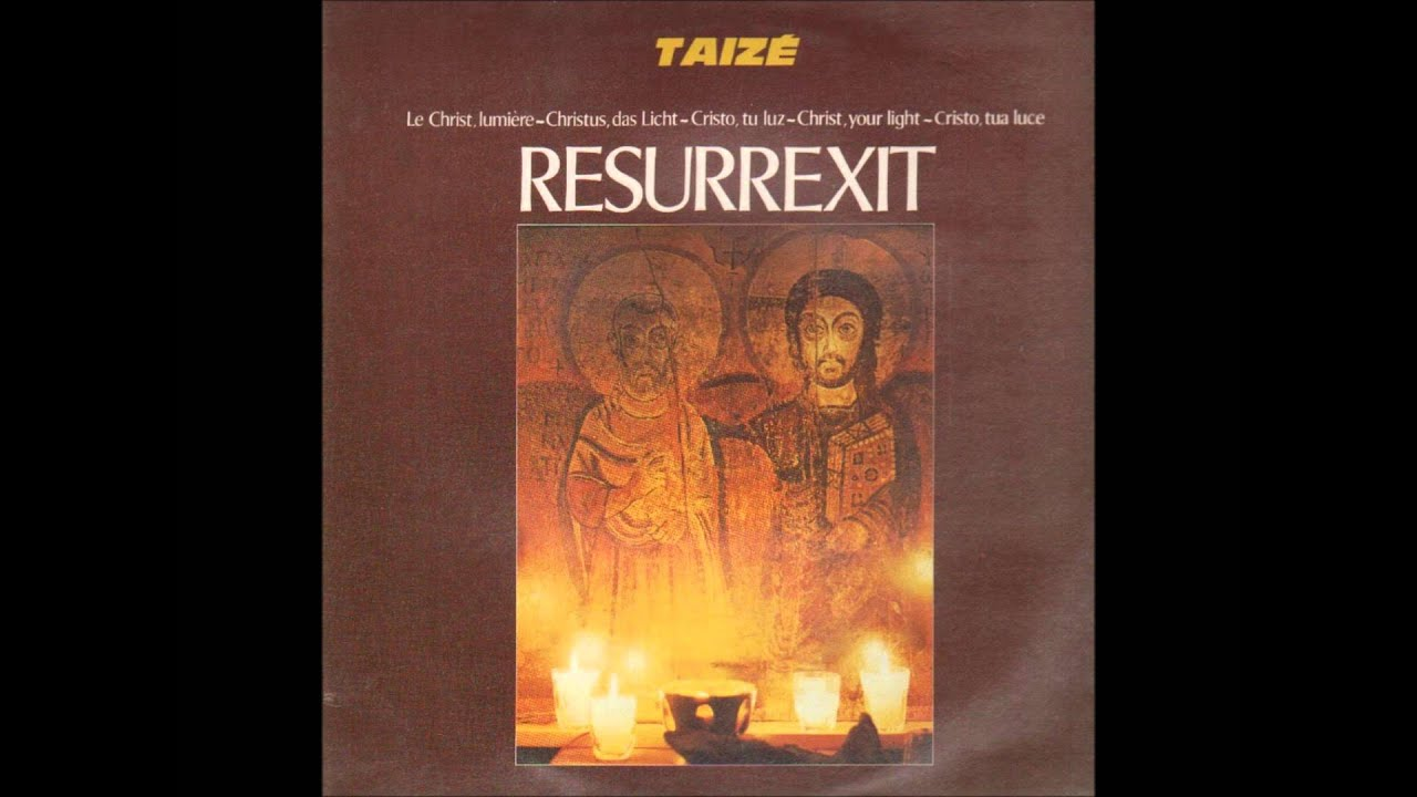 Taize Song - O Christe Domine Jesu. - YouTube
