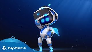 ASTRO BOT: Rescue Mission | Announcement Trailer | PlayStation VR