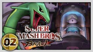 SUPER SMASH BROS BRAWL #02 EN DUO - DES BOSS SURPUISSANTS !