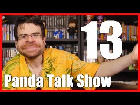 PANDA TALK SHOW #13 - Invité: Joueur du Grenier - DC Universe et Star Citizen