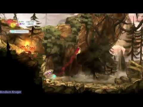 Playing Child of Light ( Hard ) - Part 5 -- Xbox One