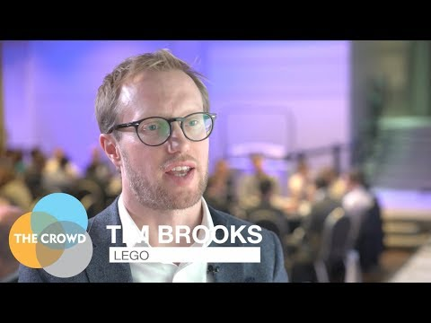 Interview with Tim Brooks from LEGO at X Energy 2017