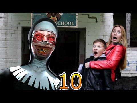 Мама Мороженщика ЖИВА! 10 серия Встреча с МОНАХИНЕЙ! Ice Scream In Real Life