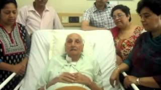 Mr. JC Mehta from Delhi got treated at BLK Hospital for Bypass Surgery by Dr. Sushant Srivastava