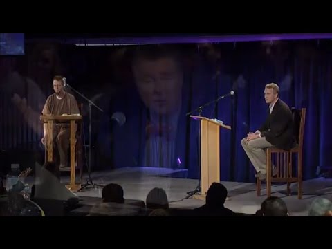 Christian Responses to Poverty: Shane Claiborne & Peter Greer
