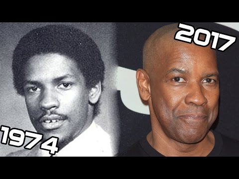 Denzel Washington (1974-2017) all movies list from 1974! How much has changed? Before and After!