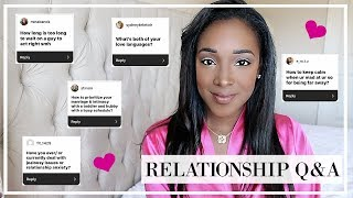 ISSUES WITH IN LAWS, ARGUEMENTS & TRUST | RELATIONSHIP Q&A | Krista Bowman Ruth