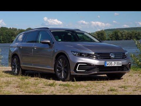 2020 Volkswagen Passat Gte Hybrid Unveiled Youtube