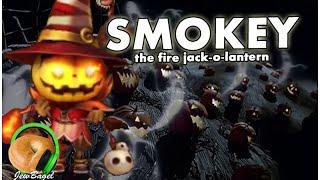 summoners war smokey the fire jack o lantern necropolis b10 spotlight