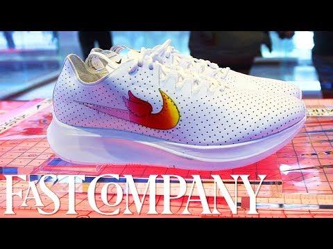 Inside Nike's New Futuristic Store | Fast Company