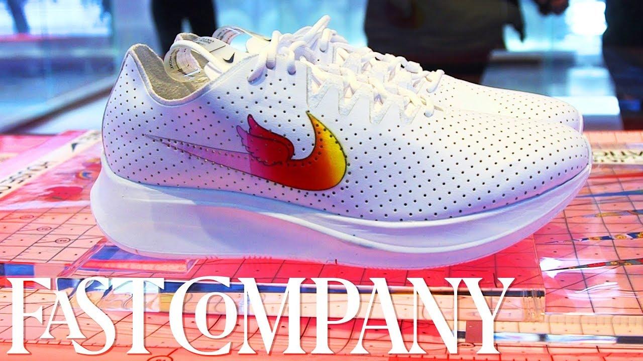 3f1875d3a4f1 Inside Nike s New Futuristic Store