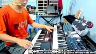 Đàn Organ Roland BK9  Liên Khúc Remix Tình Nhạt Phai - Nguyễn Kiên