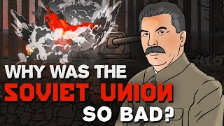 Why Was Russia so Ineffective Against the Blitz? (1941) | Animated Mini Documentary