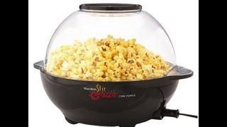 Stir Crazy Corn Popper: Saving Savvy With Dr. Mike