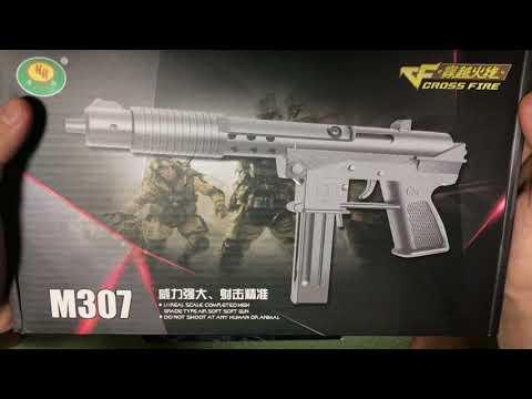 Airsoft gun Malaysia from pasar malam
