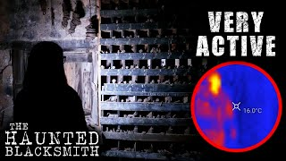 VERY ACTIVE Haunted 1800s Blacksmith   GHOST Reveals Her Amazing Story
