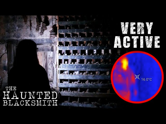 VERY ACTIVE Haunted 1800s Blacksmith | GHOST Reveals Her Amazing Story