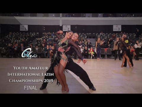 Youth Amateur Latin I Final I Ohio Star Ball 2019