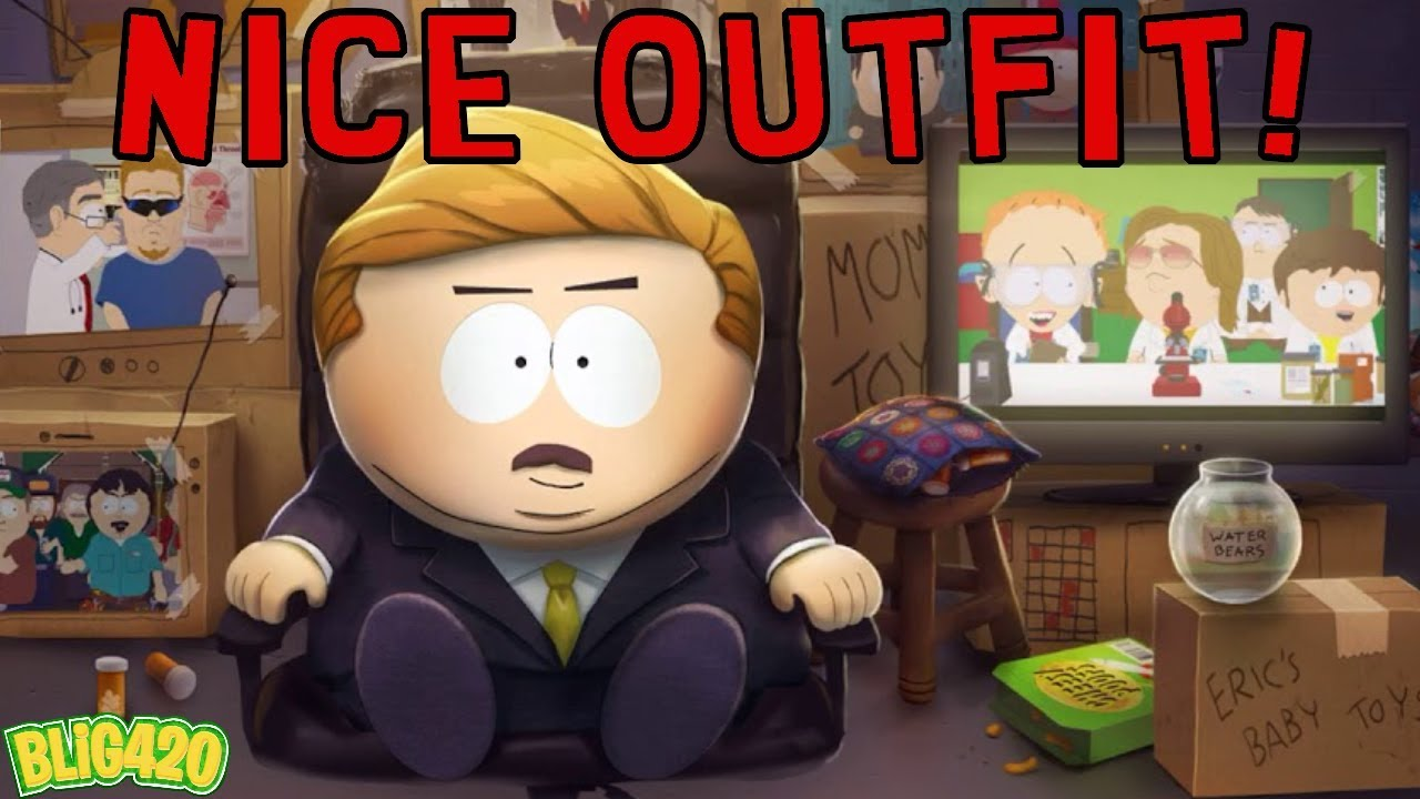South Park Phone Destroyer Nice Outfit Youtube