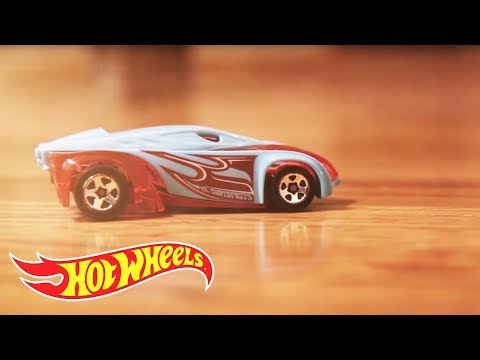 The Super Deluxe Awesome Race of Destiny | Hot Wheels