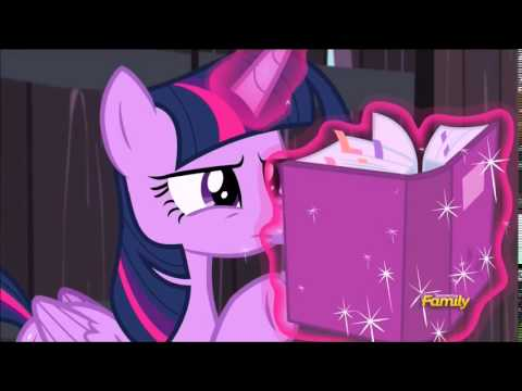 Twilight Sparkle - Have you tried meeting in a neutral location