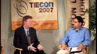 Curtis Carlson, President  SRI International at TiECon 2007
