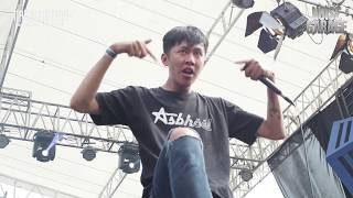 Dead With Falera live at Magnumotion Bandung Chapter 2018