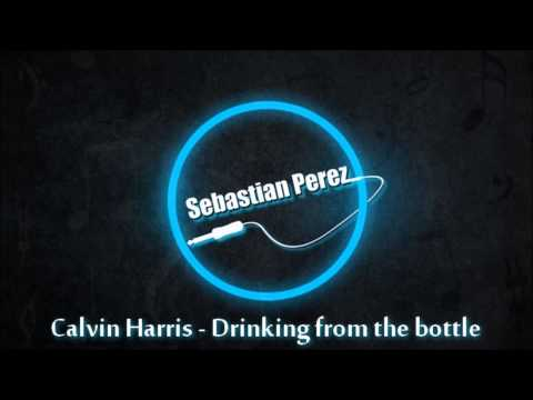 Calvin Harris - Drinking from the bottle...