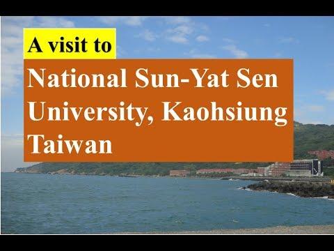 National Sun Yat-Sen University, Kaohsiung, Taiwan