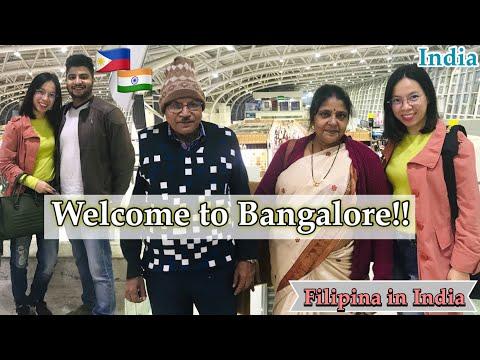 BALIK BANGALORE (India) NA WITH MY INDIAN IN-LAWS!! Filipina