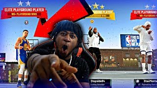 STEPH CURRY Pulled Up On Me And FATBOY_SSE On The Park And This Happened... - NBA 2K19 MyPARK