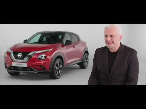 All-new Nissan JUKE -  Interview With Matt Weaver, Design Director, Nissan Motor Corporation