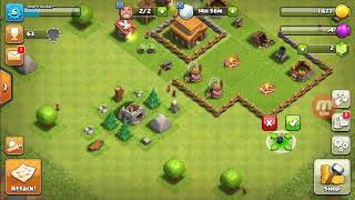 Playing clash of clans! (Tagalog version)