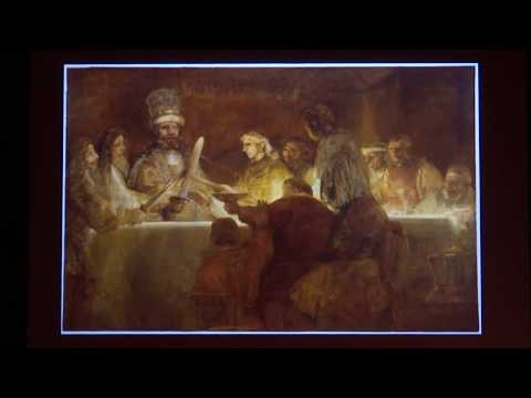 "Rembrandt's ""Indian Drawings"" and His Later Work"