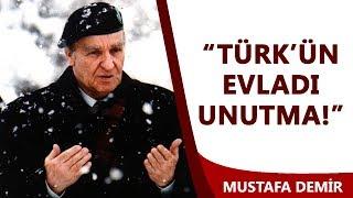 Aliya İzzetbegoviç'in Türklere Yazdığı Mektup | Mustafa Demir