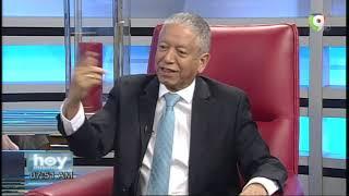 Conversando con Hector Guzman dirigente del PRD en Hoy Mismo 2/2